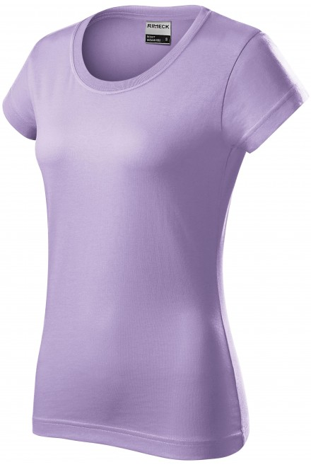 Durable ladies T-shirt Lavendel