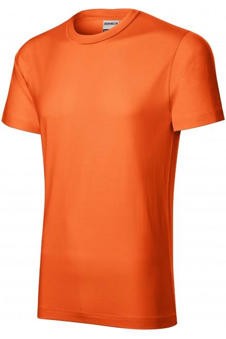 Durable men's T-shirt heavier White