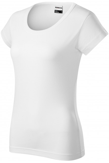Durable ladies T-shirt thicker White