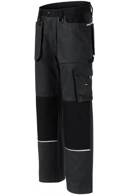 Men's working trousers Ebony gray