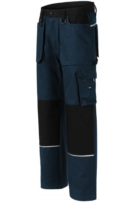 Men's working trousers Navy blue