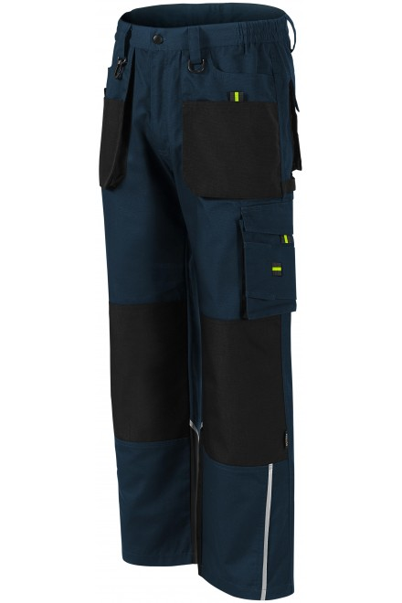 Men's working trousers enhanced Navy blue