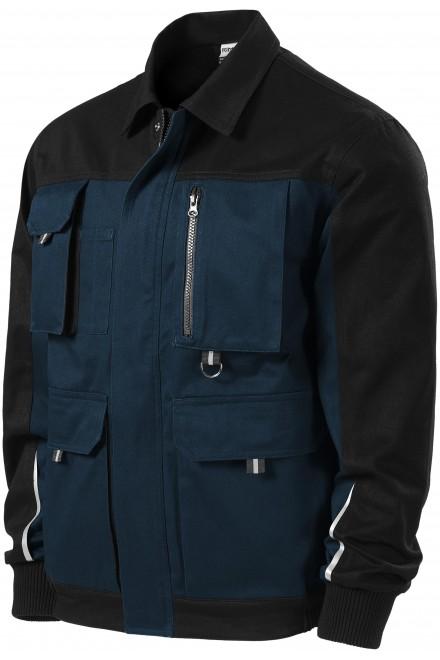Men's working jacket Navy blue