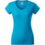 Bblue atol ladies slim fit T-shirt with V-neckline
